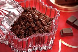 チョコレート金平糖